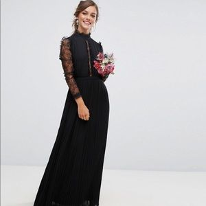 Asos Maxi Dress black